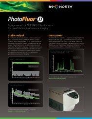 PhotoFluor II Ultrastable Light source - Advanced Imaging Concepts