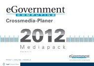 M e d i a p a c k Crossmedia-Planer