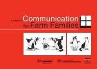 Communication for Farm Families - Grains Research ...