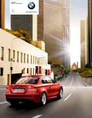Den nya BMW 1-serie Coupé 135i 123d 120d När du älskar att köra