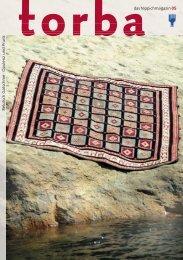 das teppichmagazin05 Belutsch Gatschme ·Opulenz und Prunk - SOV