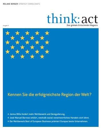 Ausgabe 9 - Roland Berger