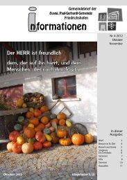 4-2012 - Paul-Gerhardt-Kirchengemeinde - Friedrichshafen