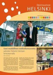 Destination Helsinki, syksy 2009, pdf-tiedosto, koko 1