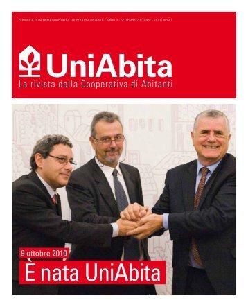 rivista UniAbita