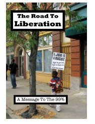 The Road to Liberation - Workers World