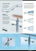 Brüstungssysteme - Glassline GmbH - Seite 5