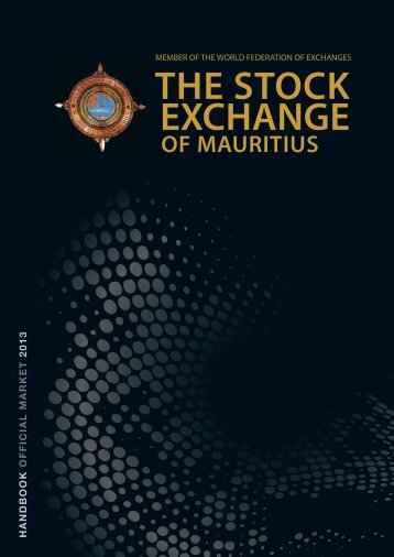 Click to download - The Stock Exchange of Mauritius