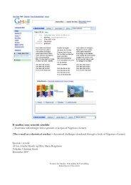 E-mailen som retorisk artefakt - Kommunikationsforum