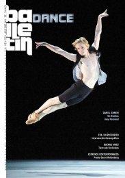 LA REVIS TA AR GENTINA DE D ANZA DANIIL ... - Balletin Dance