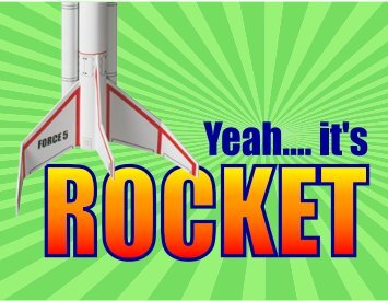 Small two-part Rocketry Poster (color) - Quest Aerospace