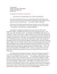 Old Countries - Jewish Historical Society of South Carolina
