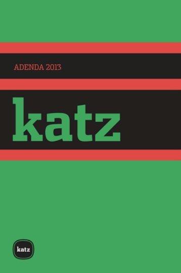 Descargar Adenda 2013 - Katz Editores