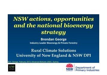 View Brendan George's presentation - Australian Initiative for ...