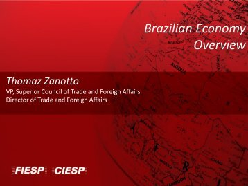 Brazilian Economy Overview