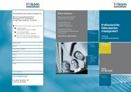 Professionelles Dokumenten- management - PM Doc~Flow