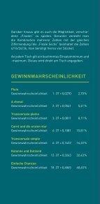 ROULETTE - Spielbanken Bayern - Seite 3