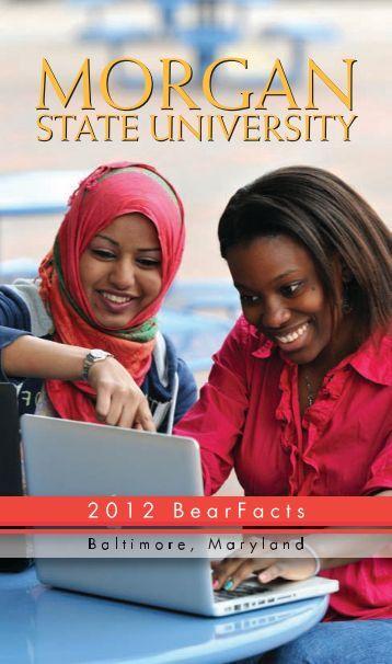 Mag Vol I 2010 v0.1 - Morgan State University