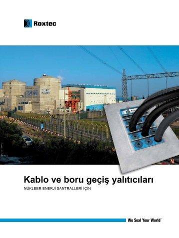 Roxtec Nuclear Brochure