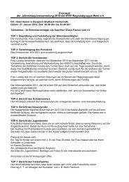 Protokoll der Jahreshauptversammlung 2012 der IPZV ...
