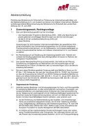 Markterschließung - Regionale Wirtschaftsförderungsgesellschaft ...