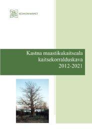 2. Väärtused ja kaitse-eesmärgid - Keskkonnaamet