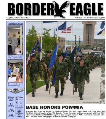 Border page2o:Border EagleJuly 7o.qxd.qxd - Laughlin Air Force Base