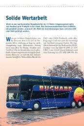 Solide Wertarbeit - Bus-Jahrbuch