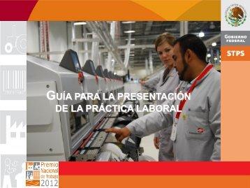 Reactivos - Secretaría del Trabajo y Previsión Social