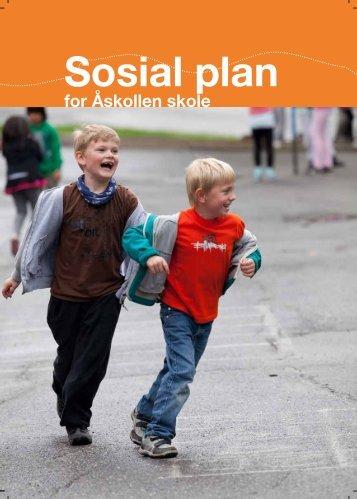 Sosial plan - Drammen kommune