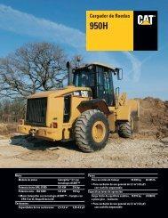 Cargador de Ruedas 950H - Kelly Tractor