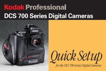 Quick Set up - Kodak