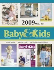 Download the 2009 Media Kit - Baby & Kids Magazine