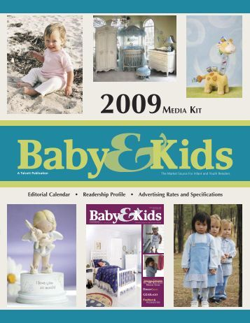 Download the 2009 Media Kit - Baby & Kids Magazine