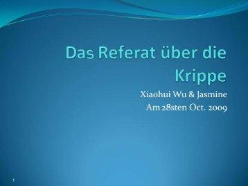 Das Referat - (PDF)