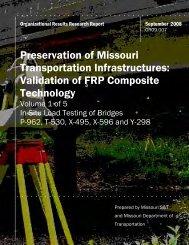 FRP Bridge Report