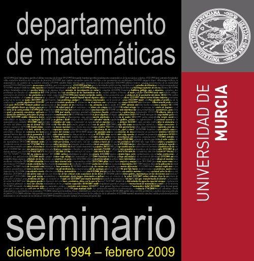 Libro - Proyecto Webs - Universidad de Murcia