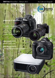 GM-Foto Monatsblatt – Februar  2012 ILFORD  Inkjetpapier CANON ...