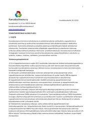 pdf - Kansalaisareena