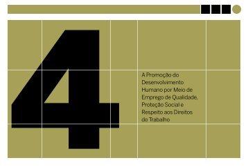 Capítulo 4 - Organização Internacional do Trabalho