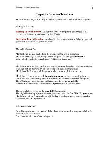 Worksheets Patterns Of Inheritance Worksheet ap chapter 15 the chromosomal basis of inheritance 9 patterns inheritance