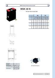 WSK 40 N - metes technology GmbH