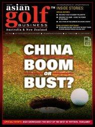 Golf Mega Trends - James Graham Prusa