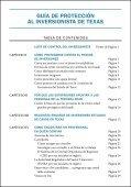 Guía de Protección al Inversionista de Texas - Texas Investor ... - Page 4