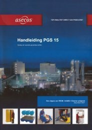 Handleiding PGS 15