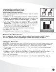Water Dispenser Distributeur d'eau Dosificador de agua - Page 4