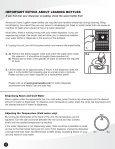 Water Dispenser Distributeur d'eau Dosificador de agua - Page 5