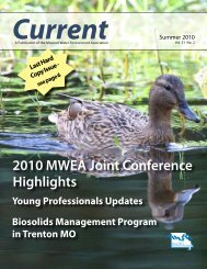 Summer - Missouri Water Environment Association