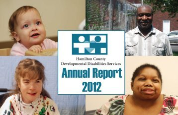 Report to the Community 2012 - Hamilton County Development ...