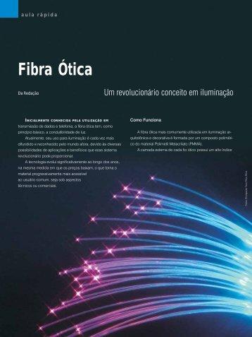 Fibra Ótica - Lume Arquitetura